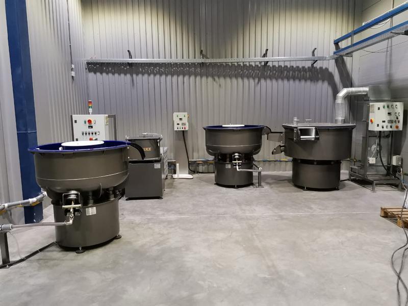 Система очистки технологической жидкости 2
