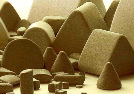 Керамические абразивные тела